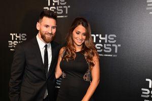 Kepergian Luis Suarez dari Barcelona Bikin Istri Lionel Messi Kehilangan Sosok Berharga di Hidupnya