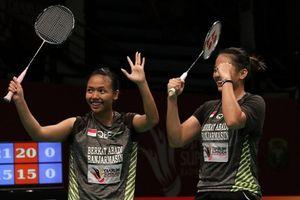 Rekap Thailand Masters 2020 - Anggia/Della Tumbang, Tim Indonesia Masih Tanpa Wakil di Babak Kedua