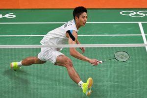 VIDEO - Tangisan Rival Jonatan Christie di Istora Senayan Usai Berhasil Menangi Indonesia Open 2019