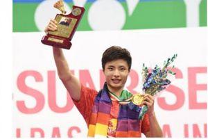 Shi Yuqi Resmi Jadi Tunggal Putra Nomor 1 China Pasca Era Lin Dan dan Chen Long