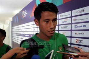 Hanif Sjahbandi Bidik Emas bersama Timnas U-23 Indonesia