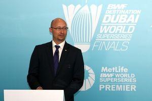 Sekjend BWF: Tak Adil Jika Membuat Pemain Tersiksa Akibat Jadwal Turnamen Padat Merayap