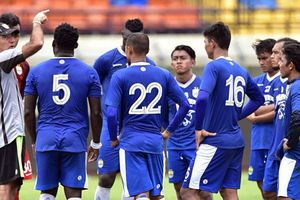 Sejarah Hari ini - Kini di Arema FC, Tiga Figur Tentukan Kemenangan Persib