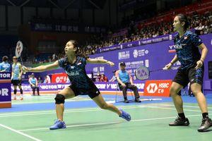 India Open 2019 - Anggia/Pia Harus Tersingkir pada Babak Pertama