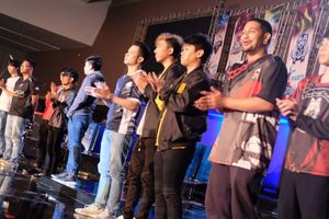 Jadwal Piala Presiden Esports 2019 Cabang Kualifikasi Manado dan Solo