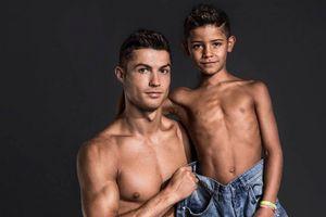 Cristiano Ronaldo Kena Masalah, Putranya Diperiksa Polisi Usai Melanggar Hukum