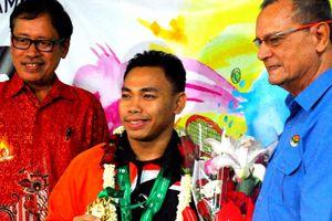 Penundaan Olimpiade Ciptakan Tantangan Baru untuk PB PABBSI dan Atlet Angkat Besi
