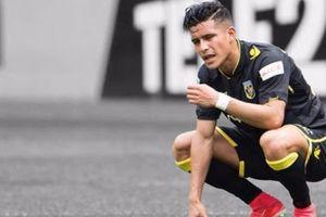 Cetak Gol ke Gawang Ajax, Navarone Foor Bersyukur Menggunakan Bahasa Indonesia