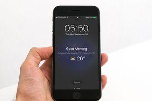 Cara Melihat Weather Widget Rahasia di iOS 12