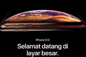 iPhone Xs, iPhone Xs Max dan iPhone Xr Tampil di Laman POSTEL