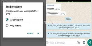5 Cara Mudah Gunakan Opsi Terbaru Kirim Pesan Grup Whatsapp Semua Halaman Nextren Grid Id