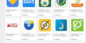 Jangan Asal Hutang Online Ini Daftar Terbaru 88 Fintech Yang