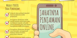 Awas Jangan Terjebak 168 Pinjaman Online Ilegal Baru Saja