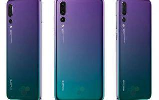 Huawei P20 Pro, Hape Pertama dengan Warna Gradasi Mirip Pelangi