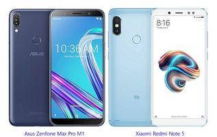 Perbandingan Asus Zenfone Max Pro M1 dan Xiaomi Redmi Note 5 cfe028b737