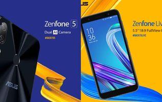 Yuk Nonton Live Streaming Peluncuran Asus Zenfone 5 dan Live L1