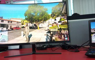 REVIEW Gaming Monitor Curved Viewsonic VX2758-C-mh, Asik Untuk Gaming
