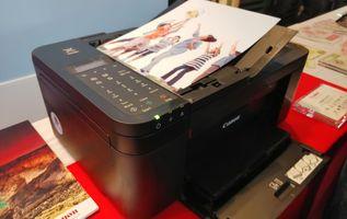 Canon PIXMA TR4570s, Printer Sejutaan Bisa Cetak Bolak Balik Lewat WiFi