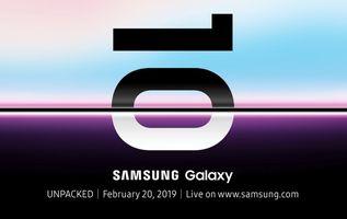 Samsung Konfirmasi Samsung Galaxy S10 Bakal Hadir 20 Februari 2019