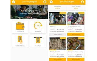 Startup Fintech Gandengtangan Bikin Aplikasi Patungan Danai Usaha
