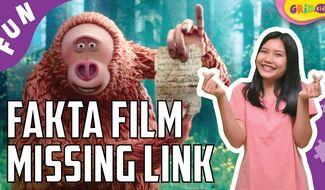 Fakta Missing Link, Film Pemenang Golden Globes yang Kalahkan Frozen 2