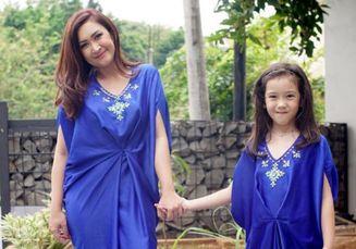 Lagi Sakit, Nafa Urbach Terharu Melihat Kepedulian Putri Kecilnya