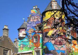 Kastil di Skotlandia ini Memiliki Keunikan, Apa Keunikannya?
