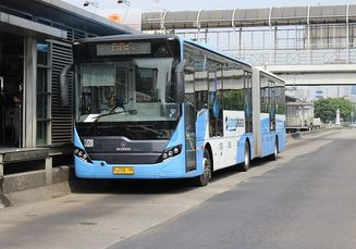 Aturan Ganjil Genap Mulai Hari Ini Ditertibkan, Gunakan Transportasi Umum Ini...
