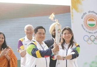 Kirab Obor Asian Games 2018 Segera Dimulai, Ini Rute Pawai Obornya...
