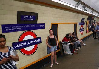 Sukses di Piala Dunia, Gareth Southgate Dijadikan Nama Stasiun Kereta