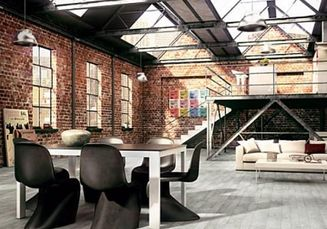 6 Ide Renovasi Rumah Gaya Industrial, Kesan Bangunan Tua di Rumah