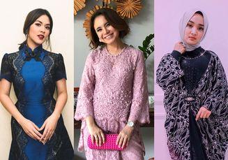 4 Penyanyi Cantik Ini Tampil Memukau dengan Headpiece di Opening Ceremony Asian Games 2018