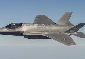 F-35, Jet Tempur Paling Mematikan di Muka Bumi yang Kini Miliki Sistem Keamanan Paling Tangguh!