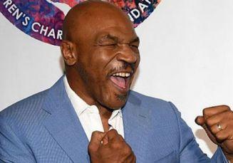 Lama Tak Terdengar, Mike Tyson Kini Bakal Buka Kampus Ganja di California