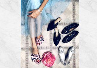 5 Rekomendasi Sandal yang Cocok Dipakai Untuk Pergi ke Pesta