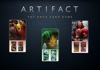 Artifact, Game Kartu Karakter Dota yang Segera Hadir Akhir November