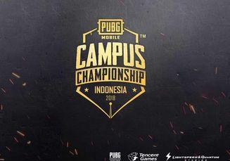 PUBG Mobile Campus Championship : Turnamen PUBG Mobile untuk Mahasiswa