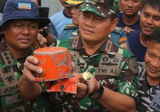 Foto-foto Penemuan CVR Lion Air JT 610 PK-LQP di Perairan Karawang