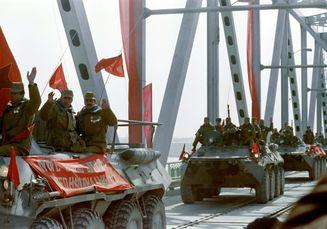 Lelah Berperang, Ini Detik-detik Soviet Mundur dari Afghanistan 30 Tahun Lalu