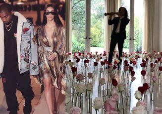 Kenny G 'Terjebak' Mawar di Rumah Kim Kardashian. Ini Penjelasannya!