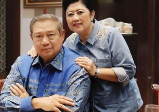 Menyayat Hati, Kepiluan Ani Yudhoyono: Maafkan Saya Merepotkan Pepo