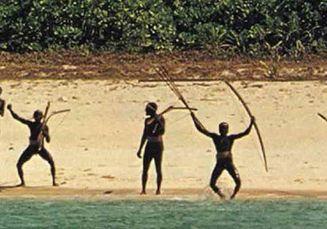 Jadi Tetangga Wilayah ZEE Indonesia, Pulau Ini Dihuni Oleh Suku Paling Kejam Seantero Jagat