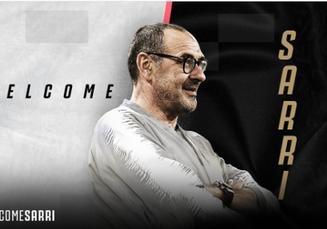 Resmi Latih Ronaldo, Maurizio Sarri Pernah Acungkan Jari Tengah ke Fan Juventus