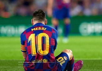 Lionel Messi Ungkap Alasan Tidak Suka Dijuluki Dewa Sepak Bola