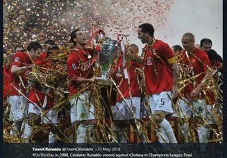 Teori Fan Manchester United, Lupakan Sancho dan Fokus ke Penerus Cristiano Ronaldo
