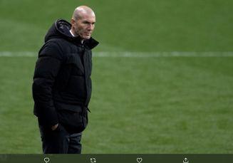 Curhat Zinedine Zidane: Mengatur Skuad Real Madrid Itu Tak Mudah, Ini Alasannya