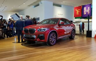 Selain Bentuk Bodi, Ini Perbedaan Lain Antara BMW X4 Dengan X3