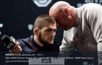 Untuk Bertarung dengan Khabib, GSP Ternyata Sudah Lama Melobi UFC