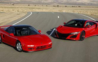 Wuss..Mobil Listrik Hybrid Honda NSX Terbaru, Miliki Tenaga Lebih Buas Lagi