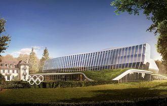 Komite Olimpiade Internasional akan Segera Resmikan Gedung Baru